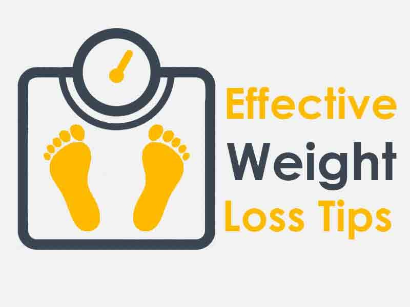 Weight Loss Tips that Are Highly Effective