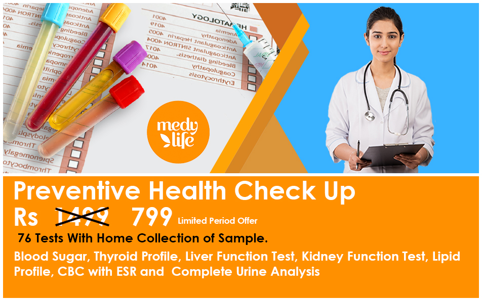 Preventive Health Check Up